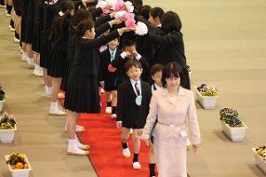 東星学園 大矢正則校長 清瀬 私立 小学校 まってたよ いちねんせい(8)