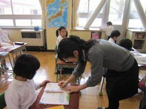 東星学園 校長 大矢正則 清瀬 私立 小学校 4月22日 第1回 学校説明会(4)
