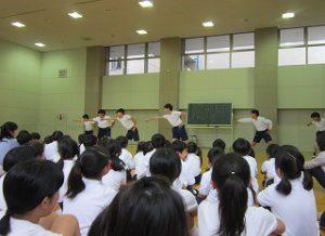 東星学園 校長 大矢正則 カトリック ミッション 男女 もうすぐ運動会!(1)