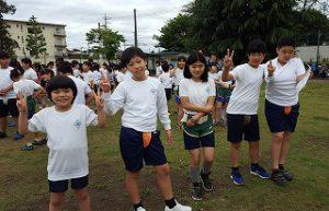 東星学園 校長・大矢正則 清瀬 私立 小学校 第36回わんぱく相撲清瀬場所(2)