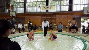 東星学園 大矢正則校長 カトリック ミッション 男女 第36回わんぱく相撲清瀬場所(9)
