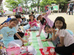 東星学園 校長 大矢正則 カトリック ミッション 男女 4年生 高尾山遠足(7)