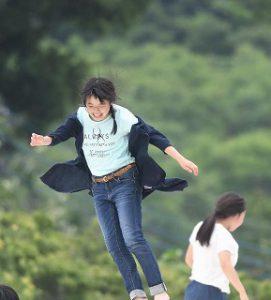 東星学園 校長 大矢正則 清瀬 私立 小学校 6年生春の遠足 武蔵森林公園(4)