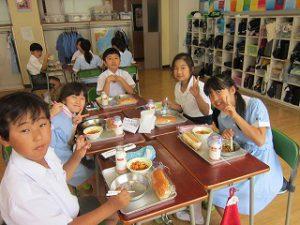 東星学園 校長・大矢正則 カトリック ミッション 男女 歯と口の健康週間(5)