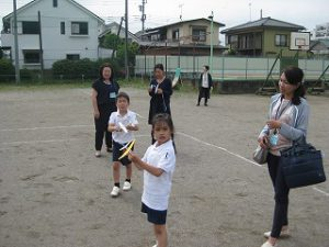 東星学園 校長・大矢正則 カトリック ミッション 男女 親子ひこうき教室(9)