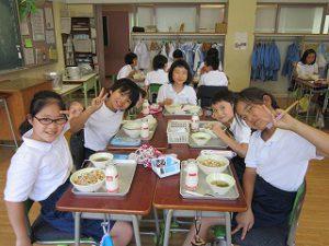 東星学園 校長 大矢正則 清瀬 私立 小学校 歯と口の健康週間(4)