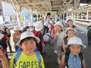 東星学園 校長 大矢正則 カトリック ミッション 男女 3年生遠足(1)