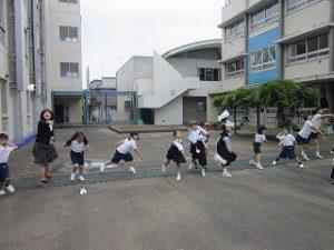 東星学園 大矢正則校長 カトリック ミッション 男女 親子ひこうき教室(7)