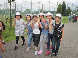 東星学園 校長 大矢正則 カトリック ミッション 男女 5年生遠足(1)