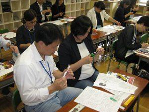 東星学園 校長・大矢正則 カトリック ミッション 男女 親子ひこうき教室(3)