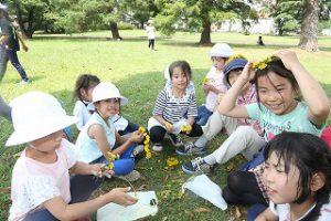 東星学園 校長・大矢正則 清瀬 私立 小学校 春の遠足1・2年生(8)