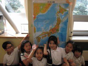 東星学園 校長・大矢正則 カトリック ミッション 男女 3年生 社会科(5)