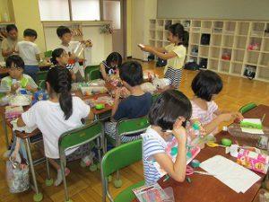 東星学園 校長 大矢正則 清瀬 私立 小学校 8月26日 第3回 学校説明会(4)