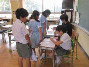 東星学園 校長・大矢正則 清瀬 私立 小学校 8月26日 第3回 学校説明会(2)