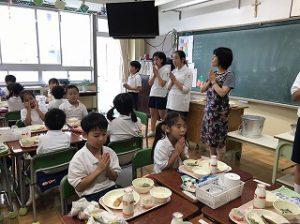 東星学園 校長・大矢正則 カトリック ミッション 男女 七夕(5)