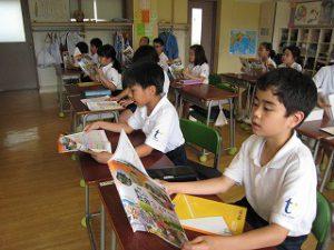 東星学園 校長 大矢正則 カトリック ミッション 男女 3年生 社会科(1)