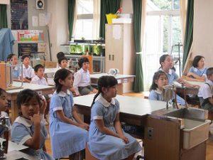 東星学園 校長 大矢正則 清瀬 私立 小学校 「始業日」(1)