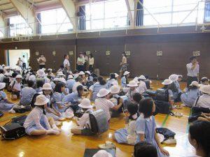 東星学園 校長・大矢正則 カトリック ミッション 男女 「始業日」(2)