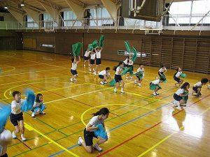 東星学園 校長 大矢正則 清瀬 私立 小学校 体育祭に向けて(6)