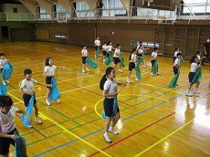 東星学園 大矢正則校長 カトリック ミッション 男女 体育祭に向けて(5)