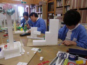 東星学園 大矢正則校長 清瀬 私立 小学校 展示会に向けて(2)(4)