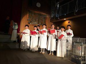 東星学園 校長・大矢正則 カトリック ミッション 男女 クリスマス会~かみさまといつもいっしょ~(5)
