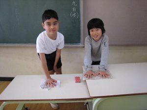 東星学園 大矢正則校長 清瀬 私立 小学校 3年生(4)