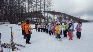 東星学園 大矢正則校長 カトリック ミッション 男女 第46回 スキー教室 報告(3)