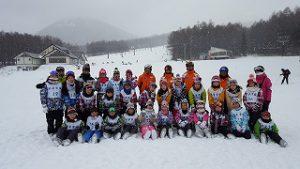 東星学園 校長 大矢正則 清瀬 私立 小学校 第46回 スキー教室 報告(4)