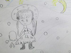 東星学園 大矢正則校長 清瀬 私立 小学校 2年生国語(6)