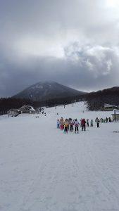 東星学園 校長・大矢正則 清瀬 私立 小学校 第46回 スキー教室 報告(2)