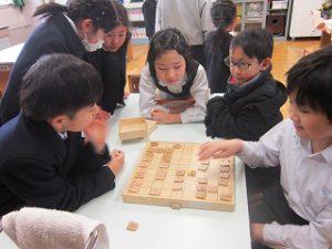 東星学園 校長 大矢正則 カトリック ミッション 男女 3年生クラブ訪問(1)