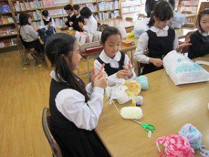 東星学園 校長 大矢正則 カトリック ミッション 男女 3年生クラブ仮入部(1)