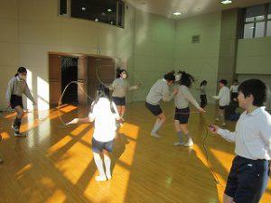 東星学園 校長・大矢正則 清瀬 私立 小学校 遊びバイキング(2)