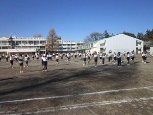 東星学園 校長・大矢正則 カトリック ミッション 男女 体育(5)