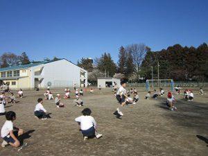 東星学園 大矢正則校長 清瀬 私立 小学校 体育(6)