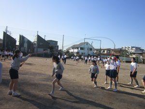 東星学園 校長 大矢正則 カトリック ミッション 男女 体育(10)