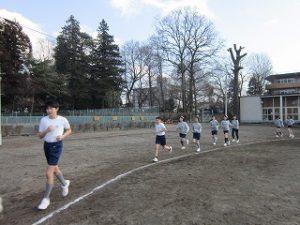 東星学園 校長 大矢正則 清瀬 私立 小学校 体育(4)
