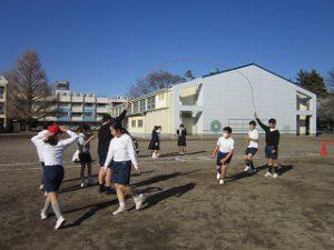 東星学園 校長・大矢正則 カトリック ミッション 男女 体育(11)