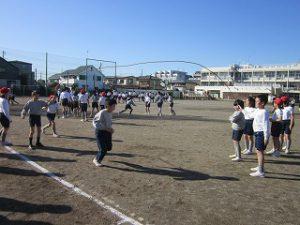 東星学園 校長・大矢正則 清瀬 私立 小学校 体育(8)