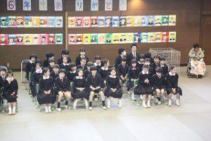 東星学園 校長 大矢正則 カトリック ミッション 男女 第82回 卒業式(1)