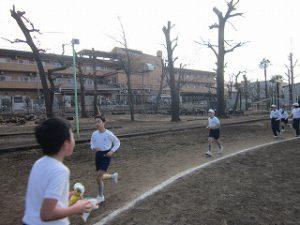 東星学園 大矢正則校長 カトリック ミッション 男女 体育(3)