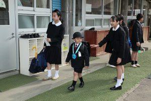 東星学園 校長・大矢正則 カトリック ミッション 私立 入学式~ようこそ東星へ!~(2)