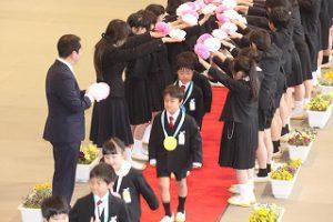 東星学園 校長 大矢正則 カトリック ミッション 男女 入学式~ようこそ東星へ!~(4)