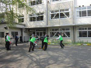 東星学園 校長 大矢正則 清瀬 私立 小学校 職員防犯訓練(4)