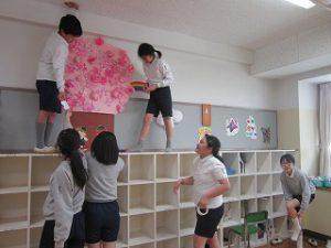 東星学園 校長 大矢正則 カトリック ミッション 男女 待ってるよ、1年生!(3)