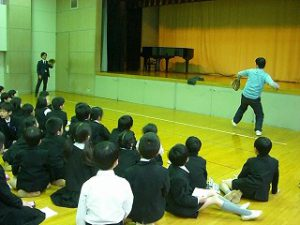 東星学園 校長 大矢正則 カトリック ミッション 男女 『クラブ活動』(1)
