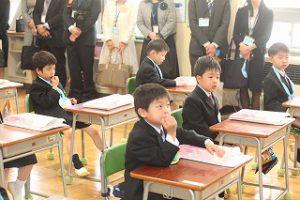 東星学園 大矢正則校長 カトリック 私立 ミッション 男女 入学式~ようこそ東星へ!~(6)