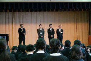 東星学園 校長 大矢正則 清瀬 私立 小学校 始業式(4)