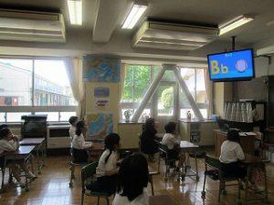 東星学園 校長 大矢正則 清瀬 私立 小学校 2年生(4)